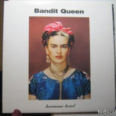 Disques de vinyle: BANDIT QUEEN LP VINILO HORMONE HOTEL NUEVO A ESTRENAR!!!. Lote 186346496