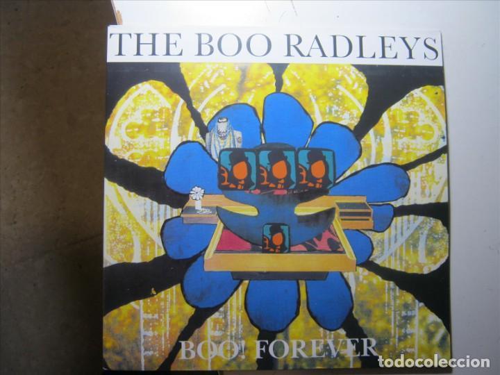 THE BOO RADLEYS MAXI VINILO BLANCO BOO! FOREVER NUEVO A ESTRENAR!!! (Música - Discos de Vinilo - Maxi Singles - Pop - Rock Extranjero de los 90 a la actualidad)