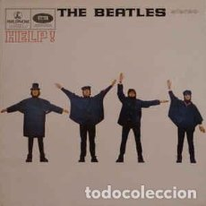 Discos de vinilo: THE BEATLES ‎– HELP! . Lote 186355040