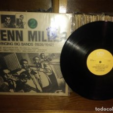 Discos de vinilo: GLENN MILLER – THE SWINGING BIG BANDS - GLENN MILLER VOL. 2 . Lote 186355537