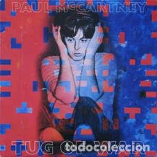 Discos de vinilo: PAUL MCCARTNEY ‎– TUG OF WAR . Lote 186355601