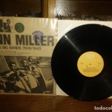 Discos de vinilo: GLENN MILLER – THE SWINGING BIG BANDS - GLENN MILLER VOL. 3 . Lote 186355646