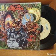 Discos de vinilo: OSIBISA DANCE THE BODY MUSIC SINGLE SPAIN 1976 PDELUXE. Lote 186355838