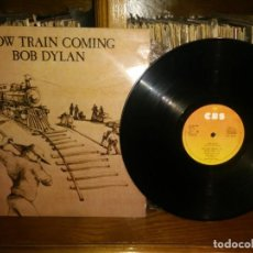 Discos de vinilo: BOB DYLAN – SLOW TRAIN COMING . Lote 186355868