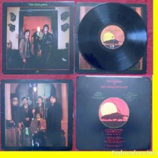 Discos de vinilo: THE STRANGLERS - IV RATTUS NORVEGICUS 1977 !! 1º LP, RARA 1ª EDIC ORG UK + ENCARTE, TODO EXC. Lote 51179461