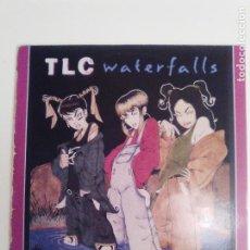 Discos de vinilo: TLC WATERFALLS ( 1995 LAFACE RECORDS ESPAÑA ). Lote 186359307