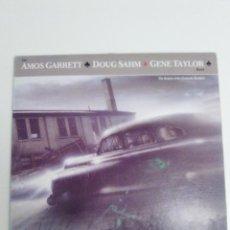 Discos de vinilo: AMOS GARRETT DOUG SAHM GENE TAYLOR THE RETURN OF THE FORMERLY BROTHERS ( 1987 STONY PLAIN CANADA ). Lote 186361698