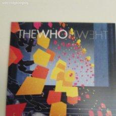 Discos de vinilo: THE WHO ENDLESS WIRE 2LP ( 2006 POLYDOR EU ) EXCELENTE ESTADO PETE TOWNSHEND ROGER DALTREY. Lote 186362290