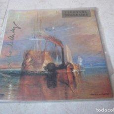 Discos de vinilo: EL PECHO DE ANDY - FIGHTING TEMERAIRE - ROCCO 1989. Lote 186370328