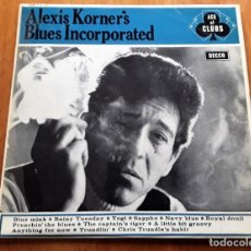 Discos de vinilo: ALEXIS KORNER BLUES INCORPORATED (ACE OF CLUBS ACL 1187 - UK 1965) BRITISH BLUES ORIGINAL LP. Lote 186379036