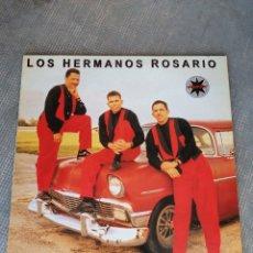 Discos de vinilo: LOS HERMANOS ROSARIO. Lote 186404537