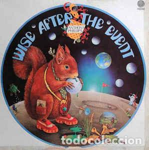 ANTHONY PHILLIPS – WISE AFTER THE EVENT (Música - Discos - LP Vinilo - Rock & Roll)