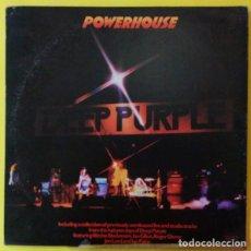 Discos de vinilo: DEEP PURPLE – POWERHOUSE. Lote 186404947