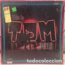 Discos de vinilo: TOM JONES – THIS IS TOM JONES . Lote 186405152