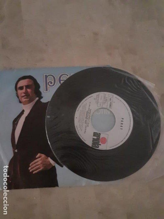 Discos de vinilo: Single de Peret Caridad y El Garrotin - Foto 2 - 186405402