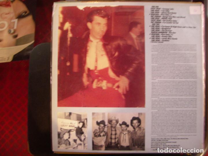 Discos de vinilo: LINK WRAY- HILLBILLY WOLF. LP. - Foto 2 - 186405731