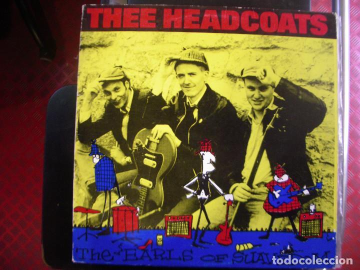 THE HEADCOATS- THE EARLS OF SUAVEDOM. LP. (Música - Discos - LP Vinilo - Rock & Roll)