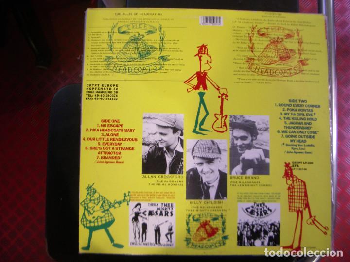 Discos de vinilo: THE HEADCOATS- THE EARLS OF SUAVEDOM. LP. - Foto 2 - 186407933