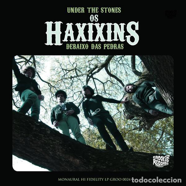 OS HAXIXINS UNDER THE STONES LP . GARAGE PSYCH FUZZ SEEDS FREAKBEAT ACID (Música - Discos - LP Vinilo - Rock & Roll)