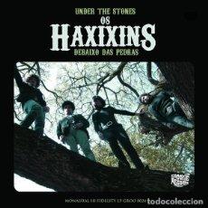 Discos de vinilo: OS HAXIXINS UNDER THE STONES LP . GARAGE PSYCH FUZZ SEEDS FREAKBEAT ACID. Lote 186428016