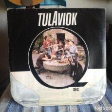 Discos de vinilo: TULAVIOK - Q SEC (PUNK ROCK) / LP VINYL MADE IN FRANCE 1988 DESPLEGABLE. COVER VG+ VINYL NM. Lote 186428633