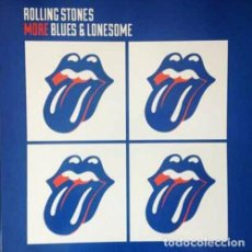 Discos de vinilo: THE ROLLING STONES MORE BLUES AND LONESOME LP . KEITH RICHARDS MICK JAGGER ROCK. Lote 186429153