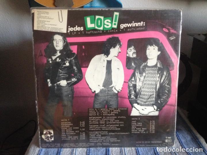 Discos de vinilo: STRASSEN JUNGS - LOS! (PUNK ROCK) / LP VINYL MADE IN GERMANY1981. COVER VG+ VINYL NM - Foto 2 - 186429227