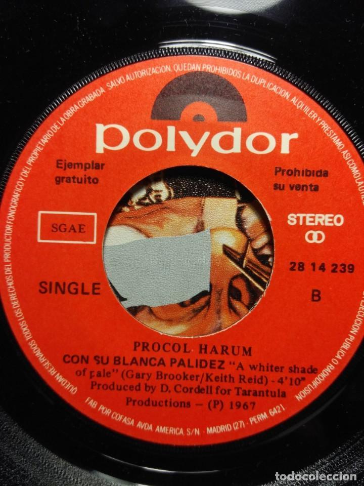 Discos de vinilo: RARO SINGLE EDICION COLECCIONISTAS : DEREK AND THE DOMINOS ( ERIC CLAPTON) + PROCOL HARUM - Foto 8 - 186429565