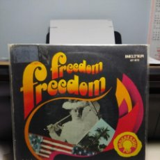 Discos de vinilo: SG THE BETTER SIDE OF US : FREEDOM, FREEDOM . Lote 186431322