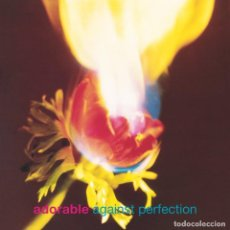 Discos de vinilo: LP ADORABLE AGAINST PERFECTION 180G VINILO SHOEGAZE. Lote 186431992