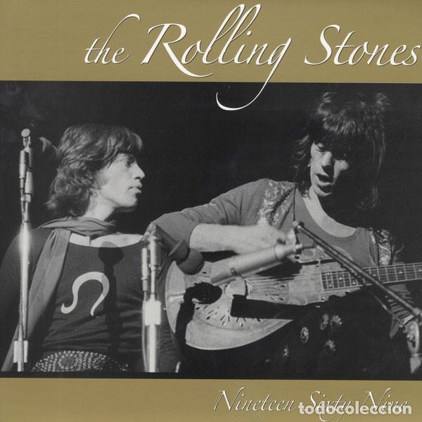 THE ROLLING STONES NINETEEN SIXTY NINE LP . KEITH RICHARDS MICK JAGGER (Música - Discos - LP Vinilo - Rock & Roll)