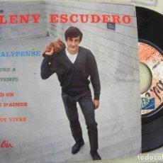 Discos de vinilo: LENY ESCUDERO -A MALYPENSE -EP -EDIC. FRANCESA. Lote 186436877