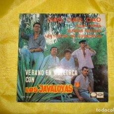 Discos de vinilo: LOS JAVALOYAS. CIAO, CIAO, CIAO + 3. EP. LA VOZ DE SU AMO, 1967. PROMOCIONAL . SPAIN. IMPECABLE (#). Lote 186437883