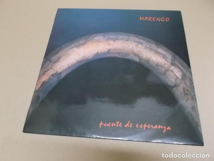 MARENGO (MAXI) PUENTE DE ESPERANZA +3 TRACKS AÑO – 1987 (Música - Discos de Vinilo - Maxi Singles - Grupos Españoles de los 70 y 80)