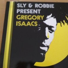 Discos de vinilo: GREGORY ISAACS SLY & ROBBIE PRESENT GREGORY ISAACS LP U.S.A 1988. Lote 186440608