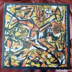 Disques de vinyle: TRIÁNGULO DE AMOR BIZARRO - AÑO SANTO LP REEDICIÓN. Lote 186447836