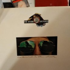 Discos de vinilo: THE DOOBIE BROTHERS - TAKIN' IT TO THE STREETS. Lote 186449458