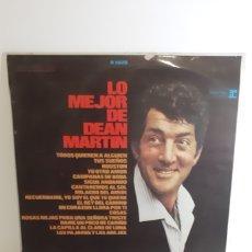 Discos de vinilo: LO MEJOR DE DEAN MARTIN. R 5020. REPRISE RECORDS. SPAIN. Lote 199339298