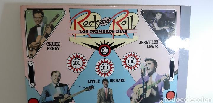 Discos de vinilo: UN LUJAZO. IMPECABLE. Rock & Roll. THE EARLY DAYS. 1985. RCA. LINEATRES. SPAIN. - Foto 2 - 186463957