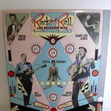 Discos de vinilo: UN LUJAZO. IMPECABLE. ROCK & ROLL. THE EARLY DAYS. 1985. RCA. LINEATRES. SPAIN.. Lote 186463957