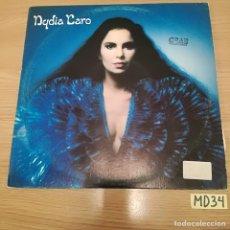Discos de vinil: NYDIA CARO. Lote 186464516