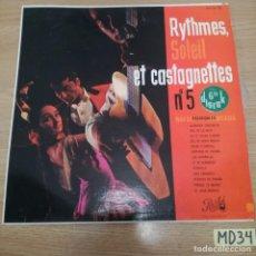 Discos de vinilo: RYTHMES. Lote 186464810