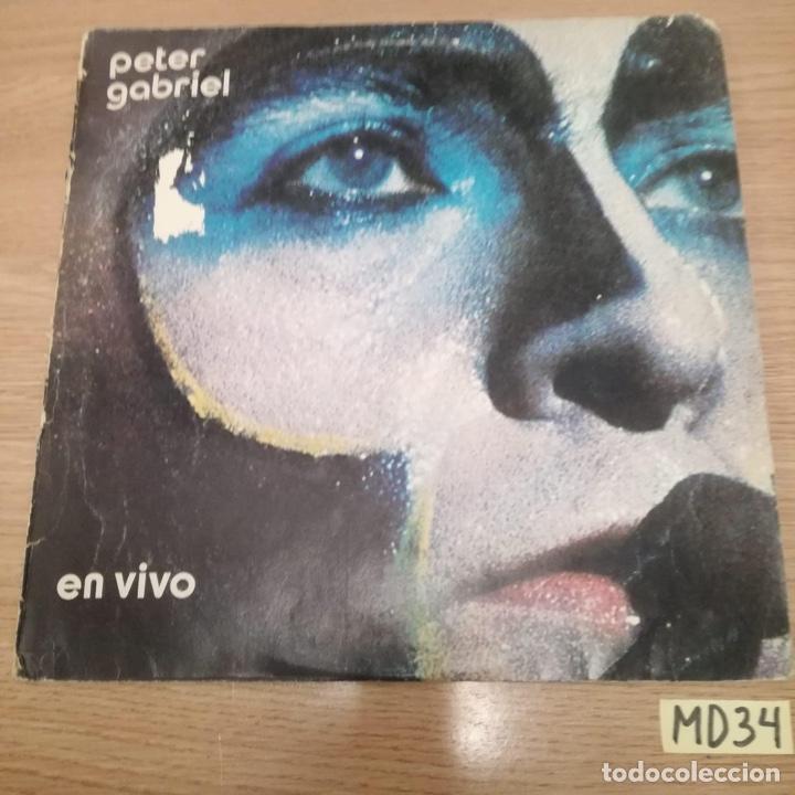 PETER GABRIEL (Música - Discos - LP Vinilo - Otros estilos)