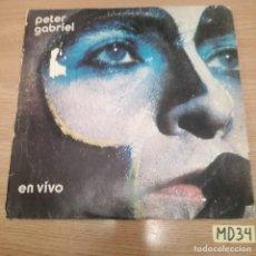 Discos de vinilo: PETER GABRIEL. Lote 186464826