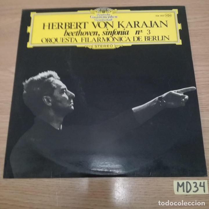 HERBERT VON KARAJAN (Música - Discos - LP Vinilo - Otros estilos)