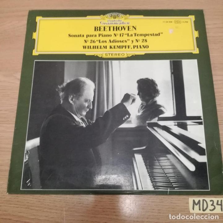 BEETHOVEN (Música - Discos - LP Vinilo - Otros estilos)
