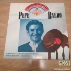 Discos de vinilo: PEPE BALDO. Lote 186464875
