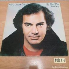 Discos de vinilo: NEIL DIAMOND. Lote 186464897