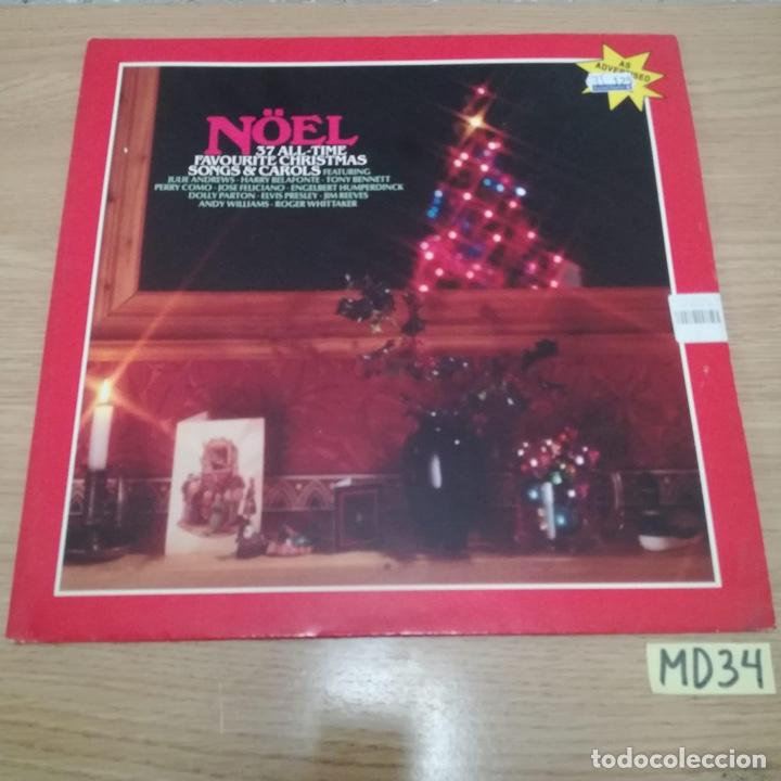 NOEL (Música - Discos - LP Vinilo - Otros estilos)