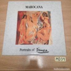 Discos de vinilo: MAROCANA. Lote 186464907